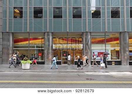 Wells Fargo New York