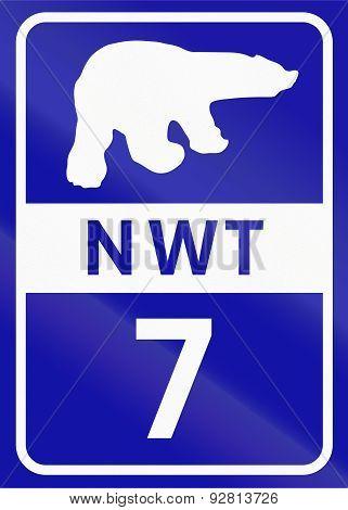 Northwest Territory Highway 7