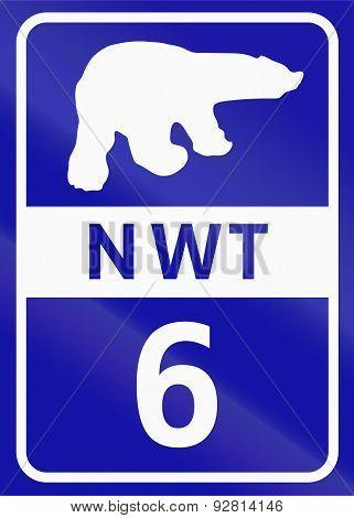 Northwest Territory Highway 6