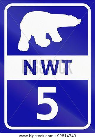 Northwest Territory Highway 5
