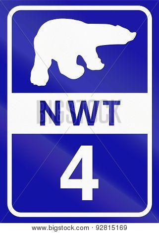 Northwest Territory Highway 4