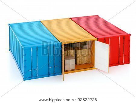 Nautical Containers