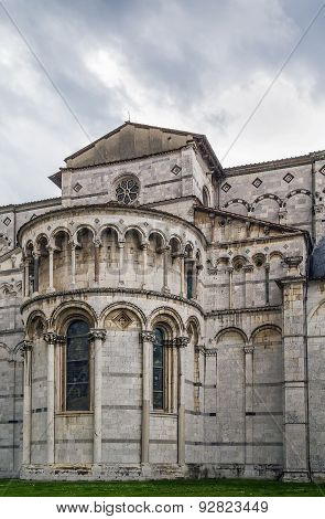 Lucca Cathedral, Italy