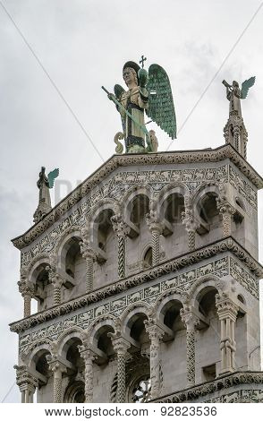 San Michele In Foro, Lucca, Italy