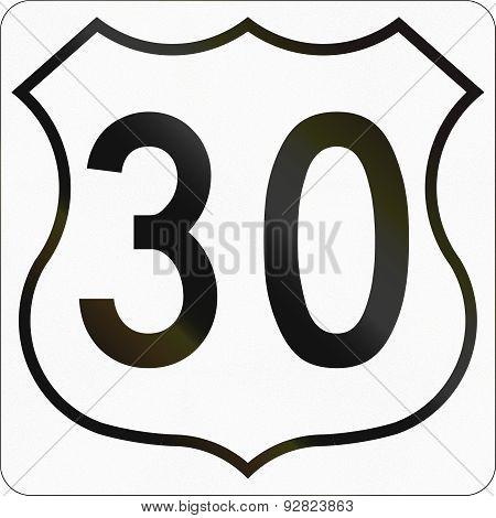 Nova Scotia Trunk Highway 30