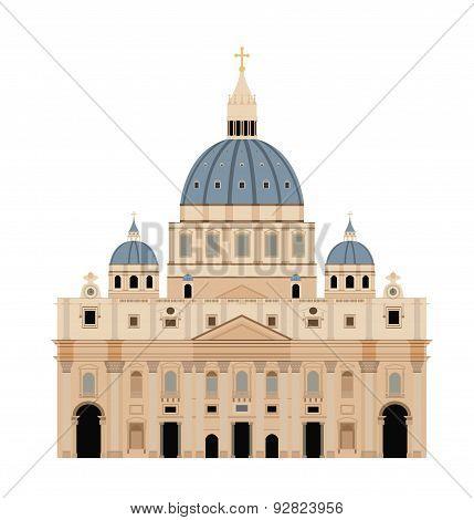 Saint Peter Basilica - Rome - Italy