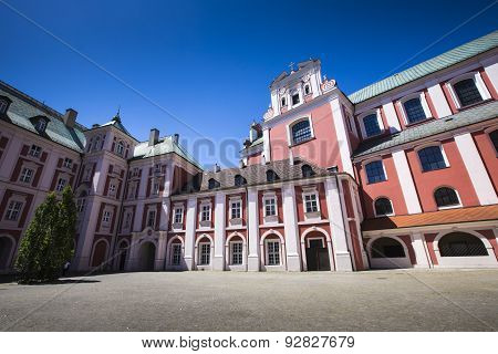 Town Hall In Poznan, Poland