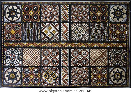 Toraja wood carving