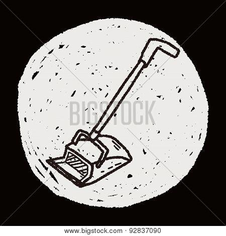 Broom Doodle