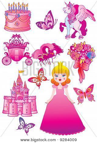 Colección princesa