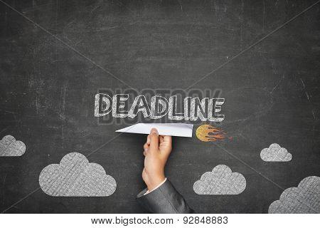 Deadline concept