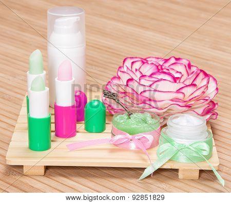 Cosmetics For Lip Skin Care