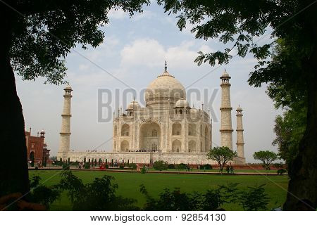 Taj Mahal - India