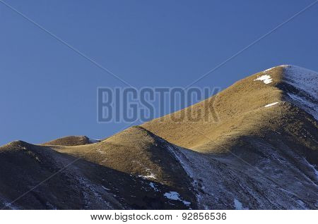 Tendenera Mountains in Pyrenees, Huesca, Aragon, Spain.