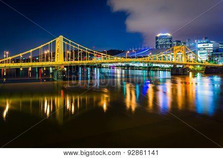 The Andy Warhol Bridge Over