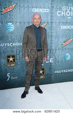 LOS ANGELES - JUN 6:  Sir Ben Kingsley at the Guys Choice Awards 2015 at the Culver City on June 6, 2015 in Sony Studios, CA