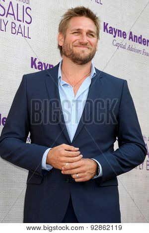 LOS ANGELES - JUN 6:  Curtis Stone at the 14th Annual Chrysalis Butterfly Ball at the Private Residence on June 6, 2015 in Los Angeles, CA