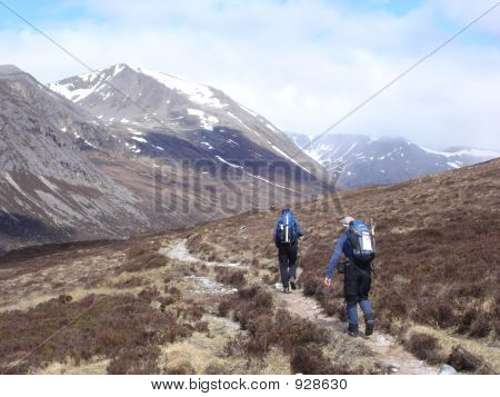 Scottish Hillwalking