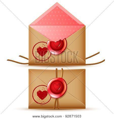 Confidential Message Icon
