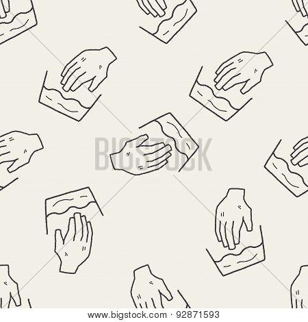 Wash Hand Doodle