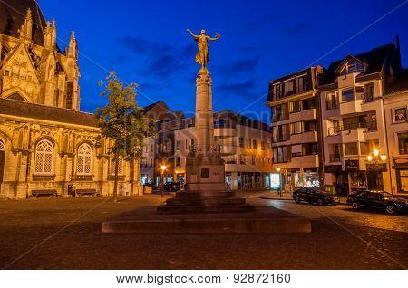 World War I Memorial in Tienen, Belgium