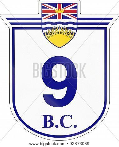 British Columbia Highway 9
