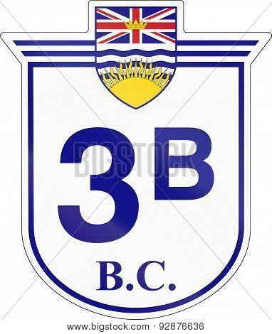 British Columbia Highway 3B