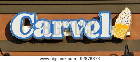 Carvel Store Logo