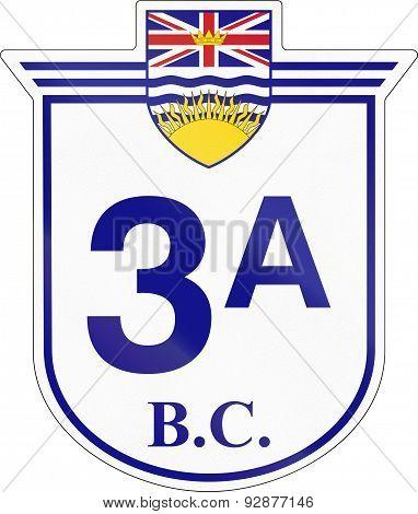 British Columbia Highway 3A