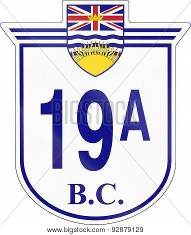 British Columbia Highway 19A