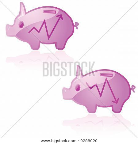 Market Piggy Bank