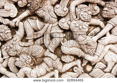 Sculpture, Stone Carving.