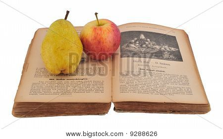 Cookbook With Fruit
