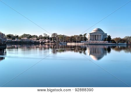 Jefferson Memorial - Washington D.c.