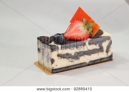 A Cream Cheese Cake