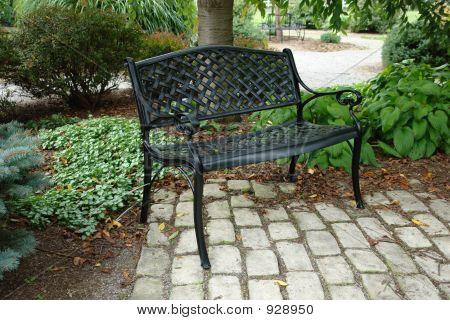 Park Bench...