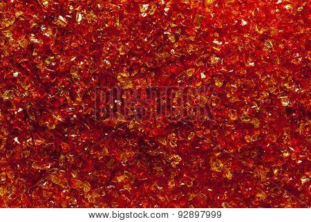 Red mica texture