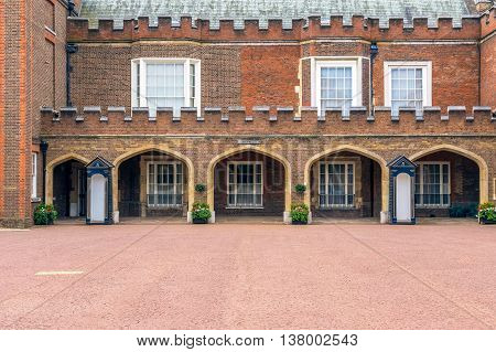 St James Palace In London