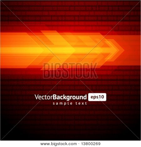3g graph arrows move vector background