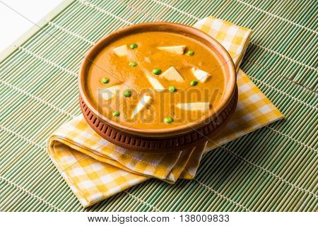 paneer butter masala, famous indian food receipe