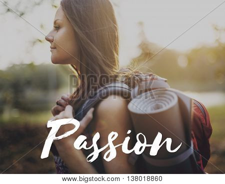 Passion Energy Like Love Mind Spirit Desire Energy Concept