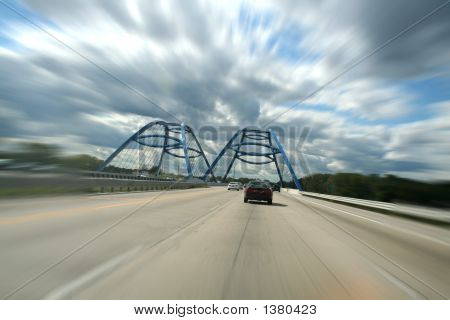 Highway And Bridge