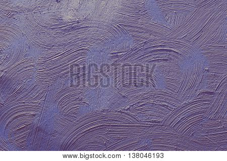 Texturized colorful putty. Vintage or grungy background of venetian stucco texture as pattern wall.