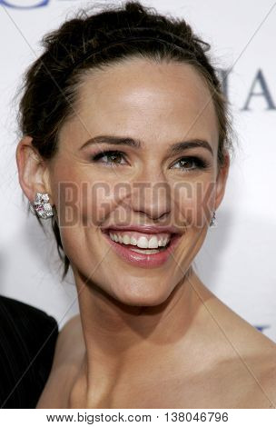 Jennifer Garner at the Los Angeles premiere of 'Catch and Release' held at the Egyptian Theatre in Hollywood, USA on January 22, 2007.