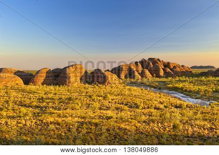 Beehive Sunset, Purnululu National Park