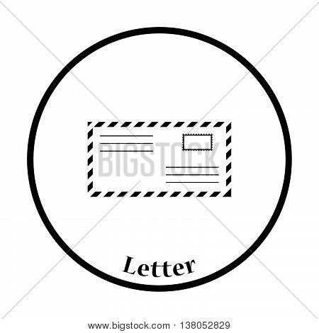 Icon Of Letter