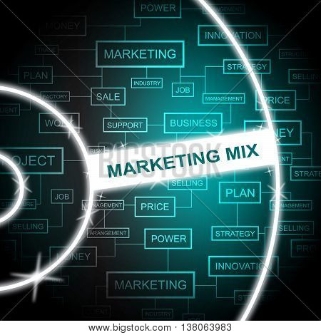 Marketing Mix Means Email Lists And E-commerce
