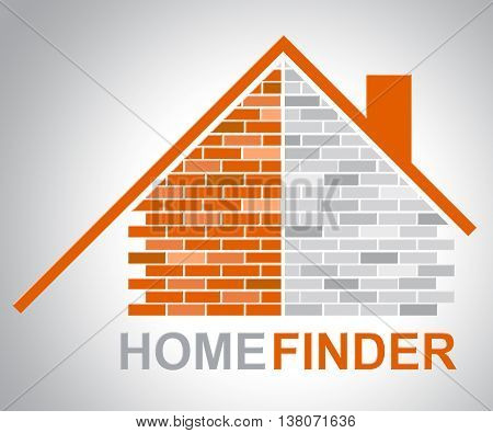Home Finder Shows Get Finders And Building