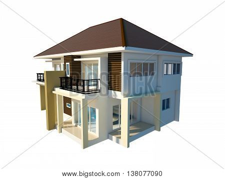 House Isolated