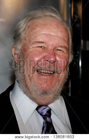 Ned Beatty at the Los Angeles premiere of 'Shooter' held at the Mann Village Theatre in Westwood, USA on March 8, 2007.